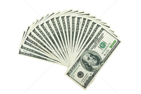 Two thousand dollars Stock photo © digitalr