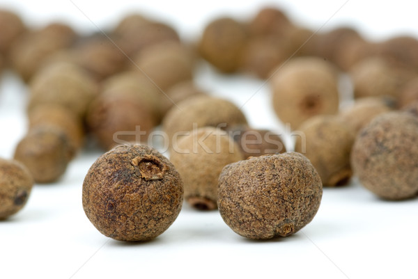Close-up shot of allspice Stock photo © digitalr