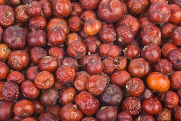 Dried red juniper (Juniperus oxycedrus) berries Stock photo © digitalr