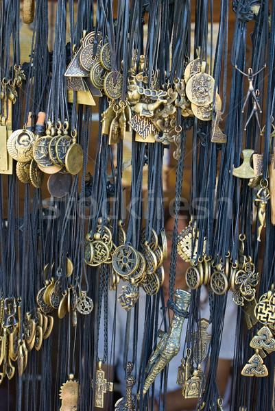 多くの フェティッシュ 銅 魅力 お土産 ストックフォト © digitalr