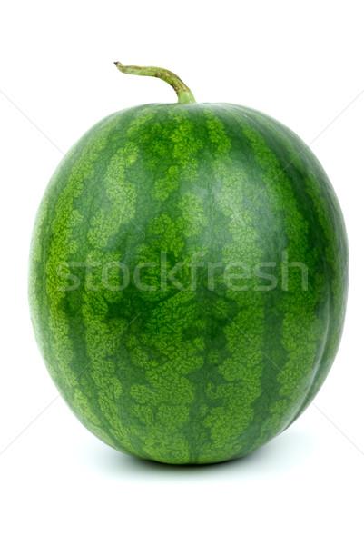 Stripy watermelon Stock photo © digitalr