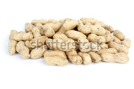 Some peanuts in the husk Stock photo © digitalr