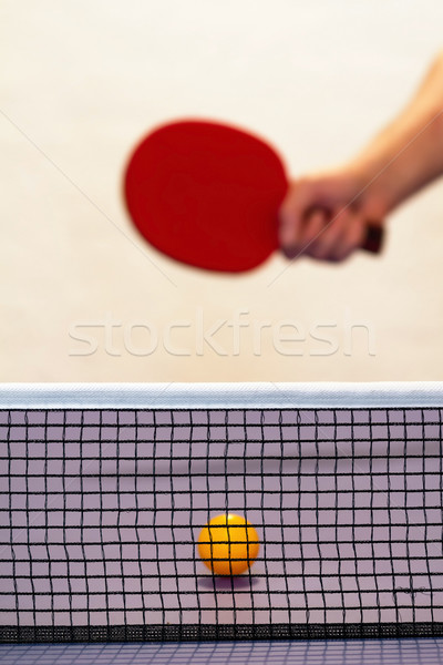 Ping-pong Stock photo © digoarpi