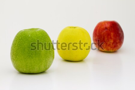 Apples Stock photo © digoarpi