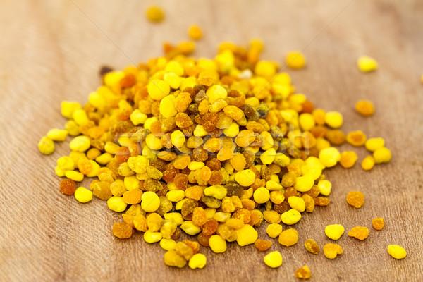 Stock photo: Pollen