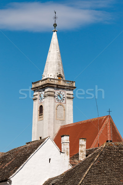 Steeple Stock photo © digoarpi