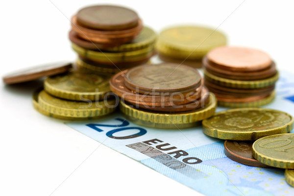 Money Stock photo © digoarpi