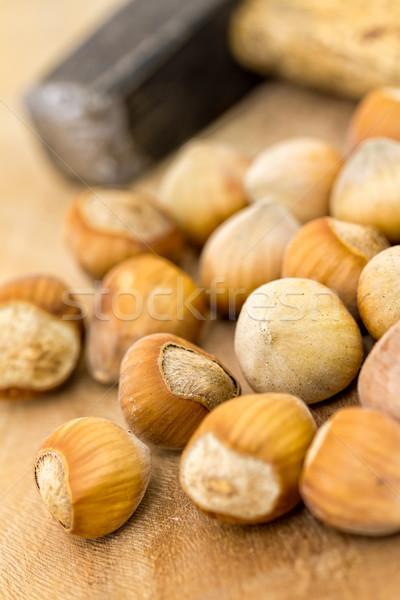 Peanuts Stock photo © digoarpi