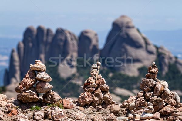 Montserrat Stock photo © digoarpi