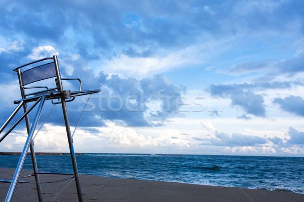 Beach Stock photo © digoarpi