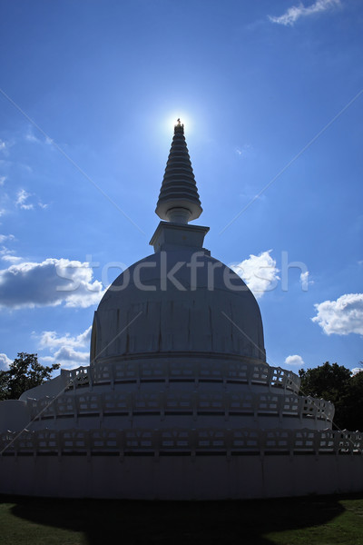 Stupa Stock photo © digoarpi