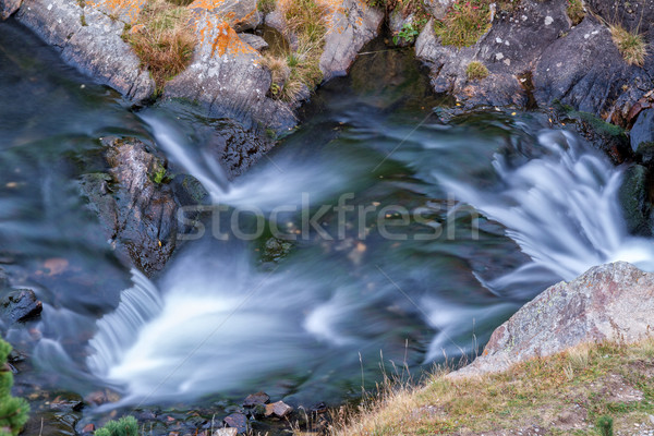 Waterfall Stock photo © digoarpi