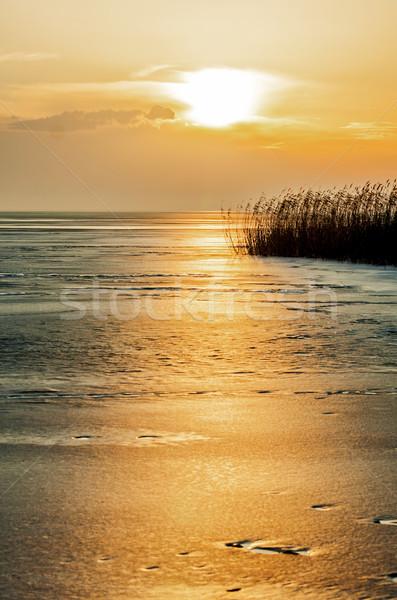 Sunset Stock photo © digoarpi
