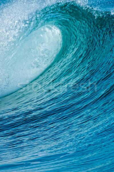 波 美しい 青 海の波 水 自然 ストックフォト © digoarpi