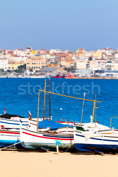 Mediterran coastal Stock photo © digoarpi