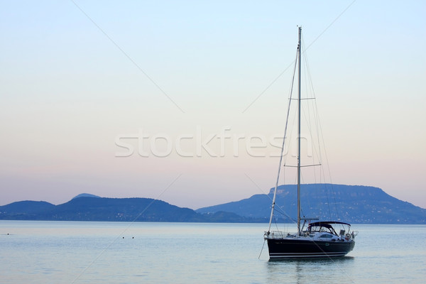 Sailboat Stock photo © digoarpi