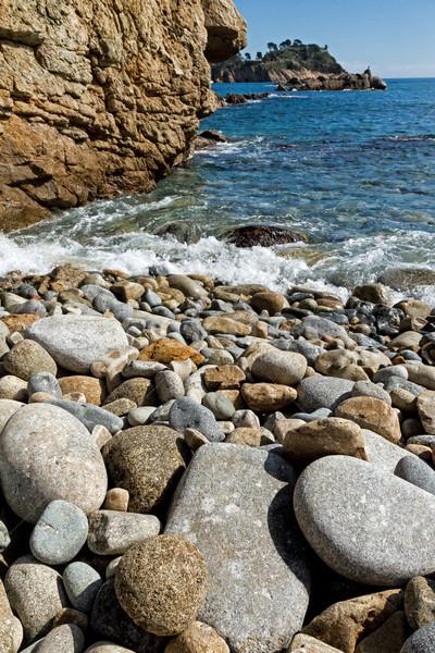 Costa Brava,Spain Stock photo © digoarpi