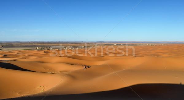 Desert Stock photo © digoarpi
