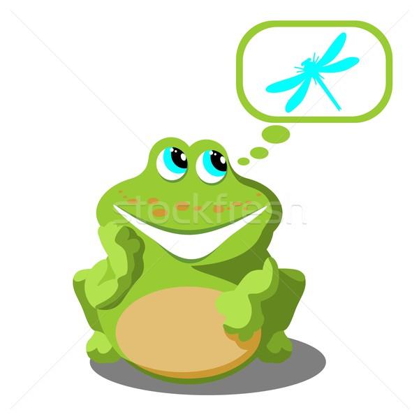 Frog 02 Stock photo © Dimanchik