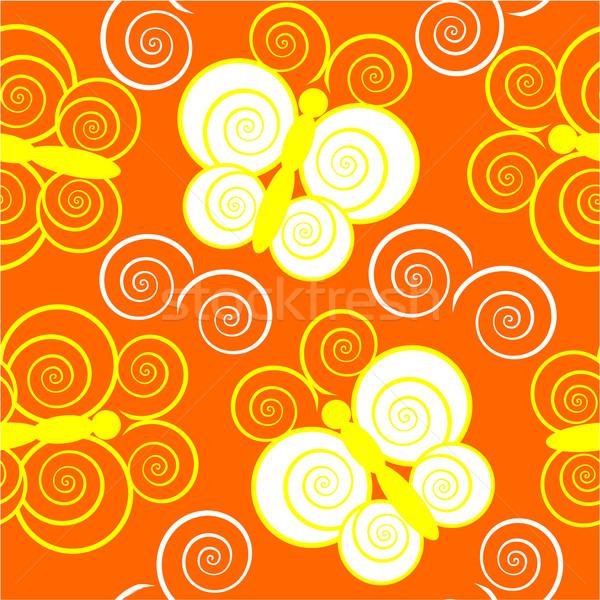 бесшовный орнамент цвета вектора текстуры аннотация Сток-фото © Dimanchik