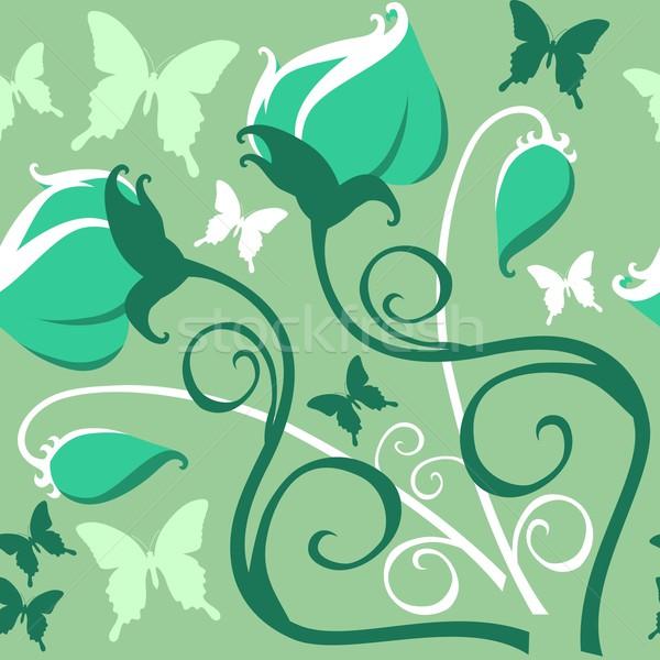 Bezszwowy tekstury wektora kolor streszczenie charakter Zdjęcia stock © Dimanchik