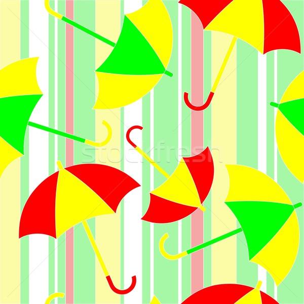Doku vektör renk su kâğıt Stok fotoğraf © Dimanchik