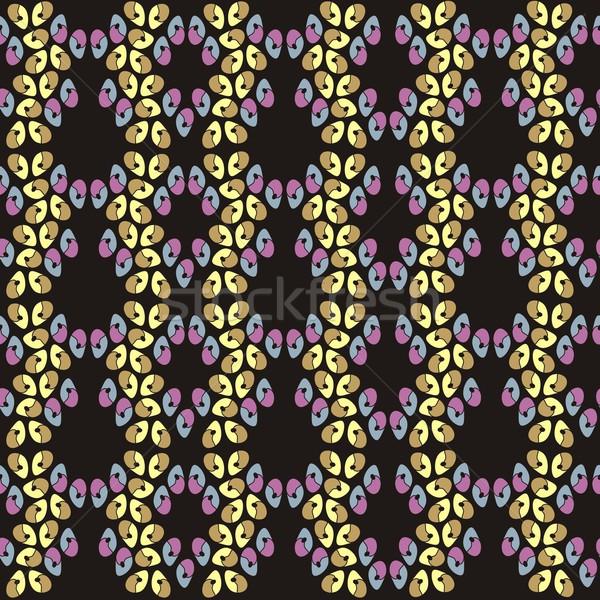 бесшовный текстуры вектора цвета бумаги дизайна Сток-фото © Dimanchik