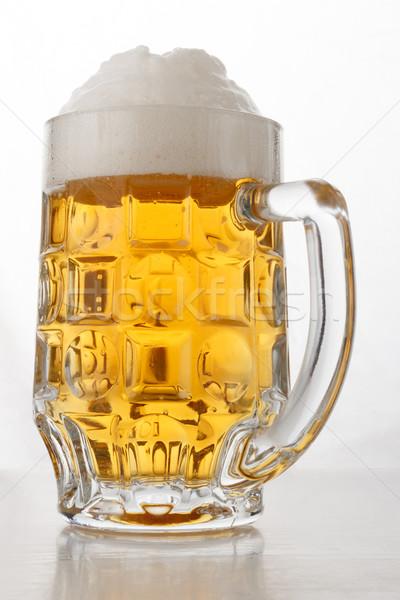 beer mug Stock photo © DimaP