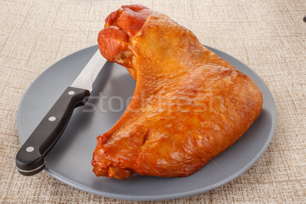 turkey wing Stock photo © DimaP
