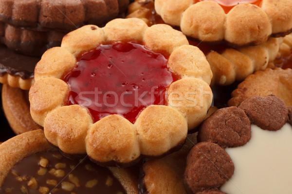 stuffed cookies Stock photo © DimaP