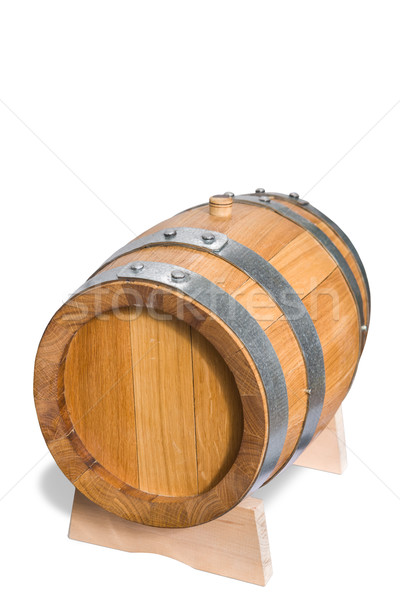 wine barrel  Stock photo © DimaP