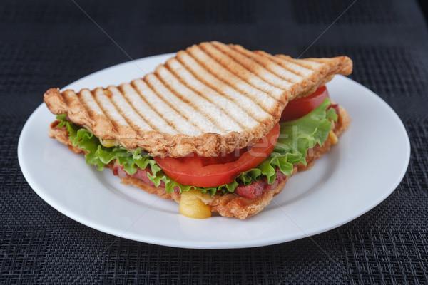 sandwich Stock photo © DimaP