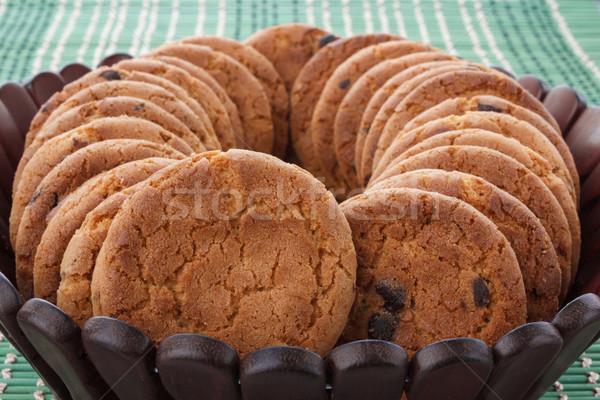 oatmeal cookies Stock photo © DimaP