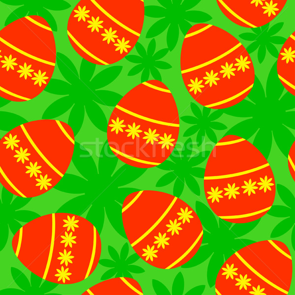 Easter  background seamless Stock photo © Dimpens