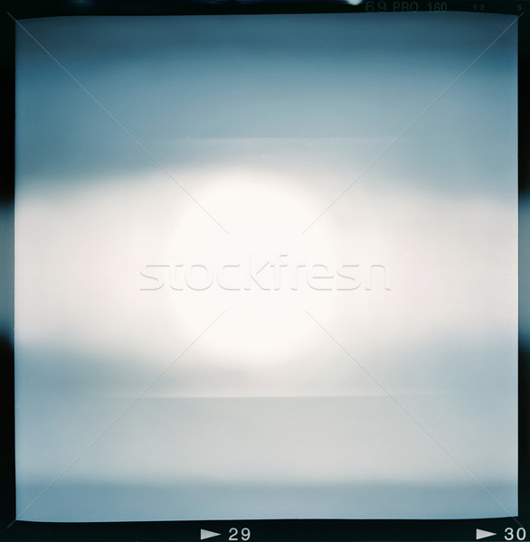 Light leaked film frame   Stock photo © Dinga