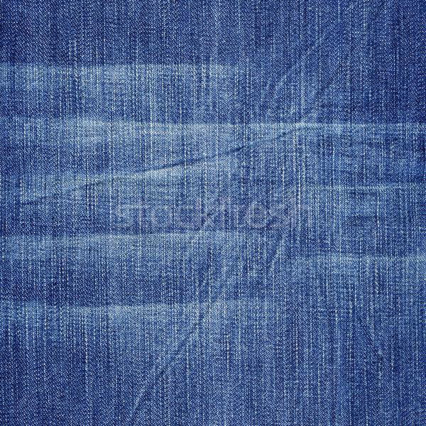 抽象的な ジーンズ 詳しい テクスチャ ストックフォト © Dinga