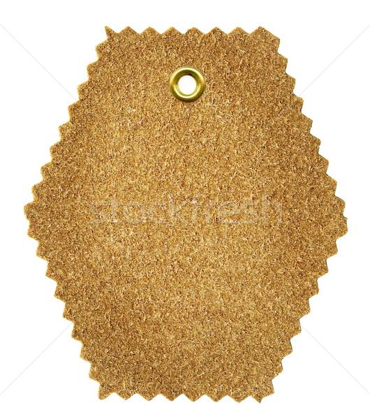 革 タグ 金属 リベット ストックフォト © Dinga