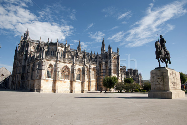 Monastère Portugal unesco monde culturel patrimoine Photo stock © dinozzaver