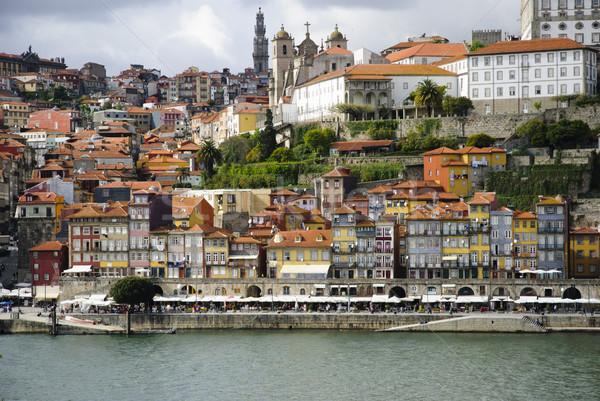 Porto, Portugal Stock photo © dinozzaver