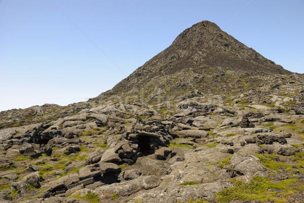 Pico, Azores Stock photo © dinozzaver