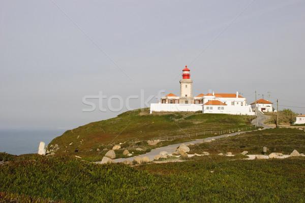 Cabo da Rocca, Portugal Stock photo © dinozzaver