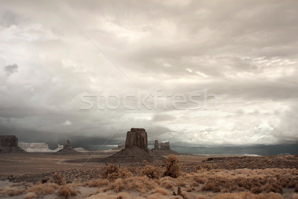 Monument Valley Stock photo © diomedes66