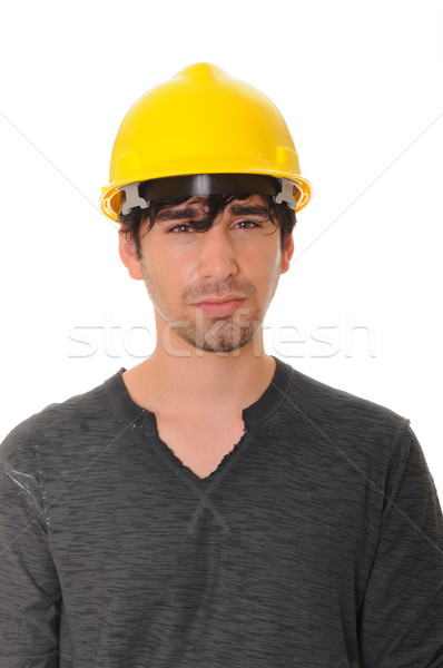 Construction Worker Stock photo © diomedes66
