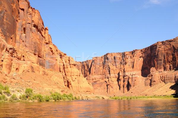 Colorado River Glen Canyon Stock photo © diomedes66
