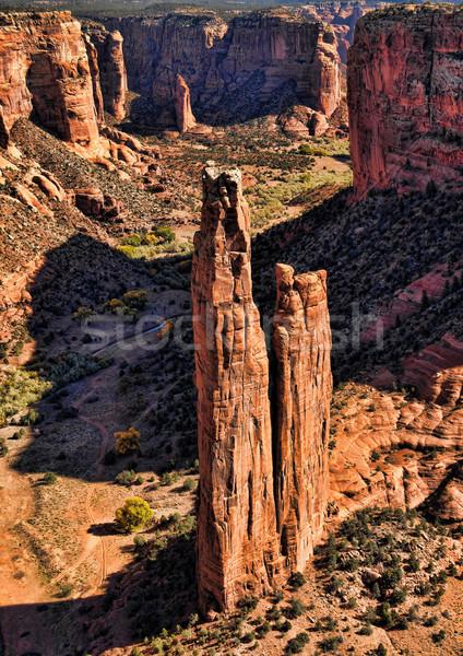 Spider Rock Stock photo © diomedes66