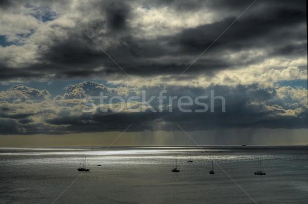 Velero barco manera sur verano buque Foto stock © diomedes66