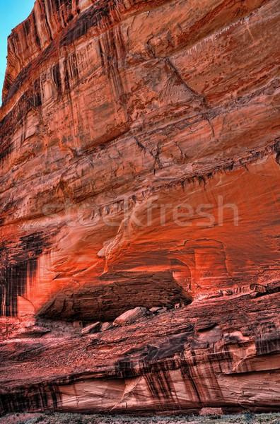 Canyon De Chelly  Stock photo © diomedes66