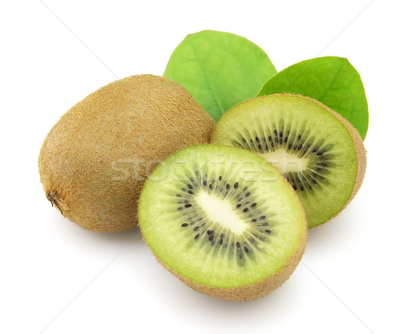 Tasty kiwi Stock photo © Dionisvera