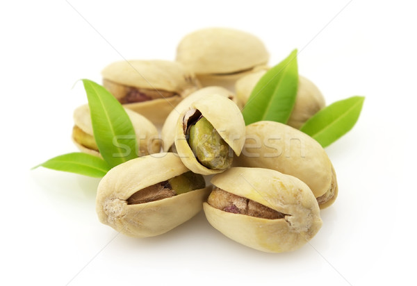 Pistachio Stock photo © Dionisvera