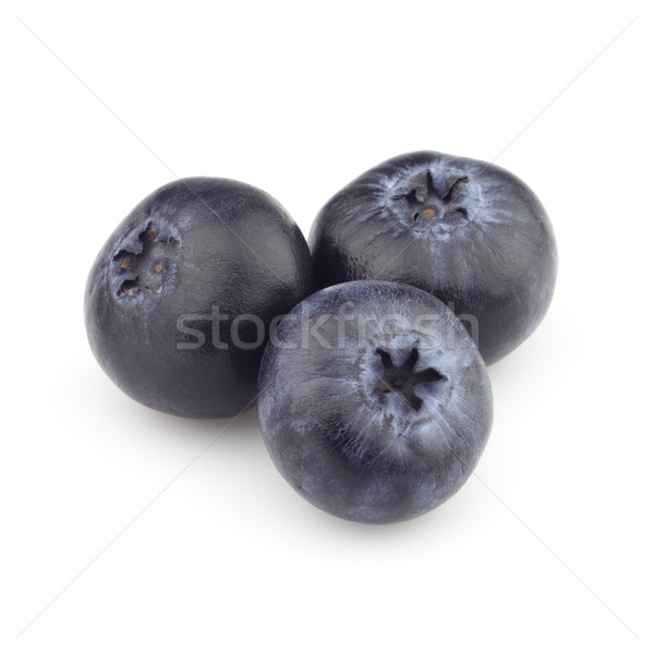 Blueberry in closeup Stock photo © Dionisvera